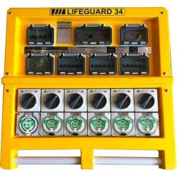 Wall/Generator Mount Equipment